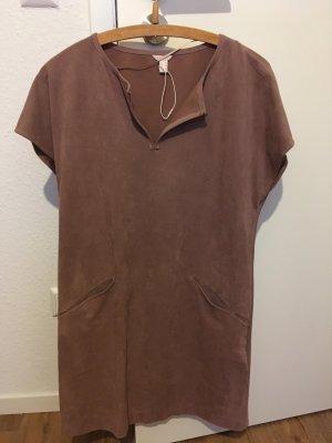Kleid Samtoptik
