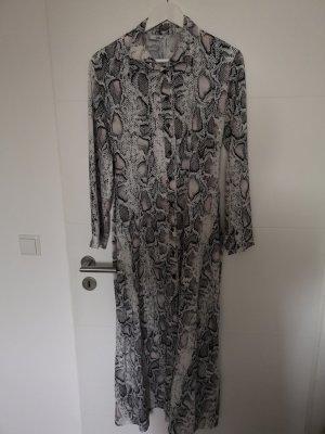 Kleid Schlangenprint