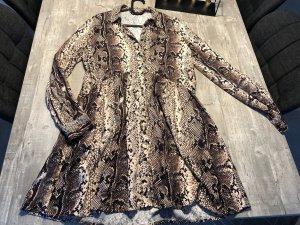 Kleid Schlangenprint, Stradivarius, Größe S