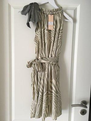 Kleid schleifen grün