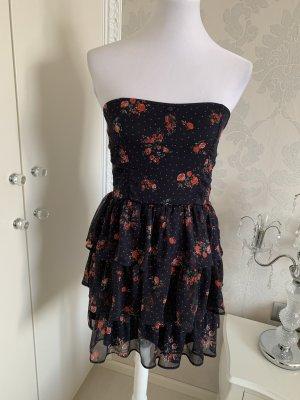 Kleid schulterfrei gr M
