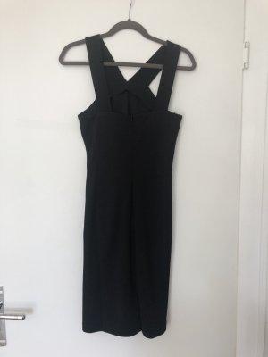 Kleid Schwarz 36 S Mango Etui neu