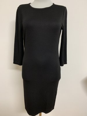 Tom Tailor Denim Midi Dress black