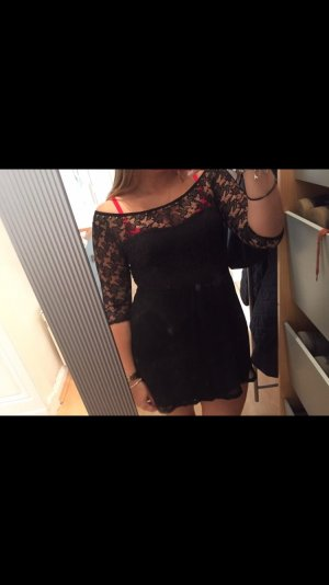 Bershka Mini Dress black