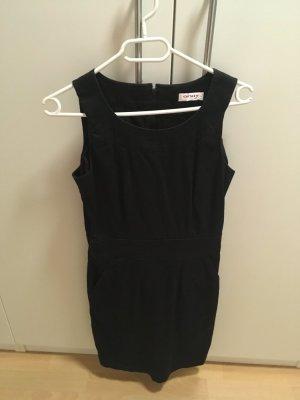 Kleid schwarz Businesskleid Etuikleid