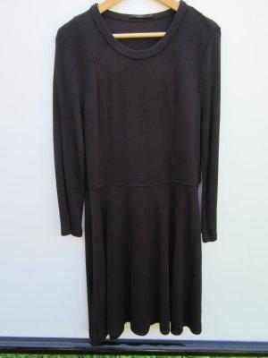 COS Babydoll-jurk zwart