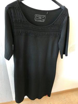 Kleid schwarz edc Größe 40