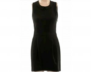 Kleid schwarz Gr. 34