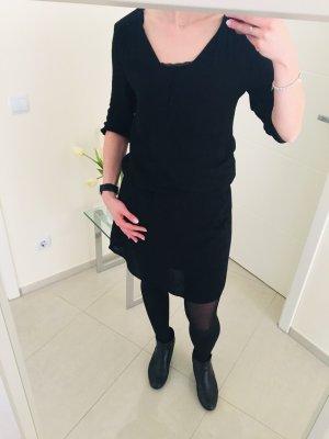 Kleid schwarz Gr 36 H&M