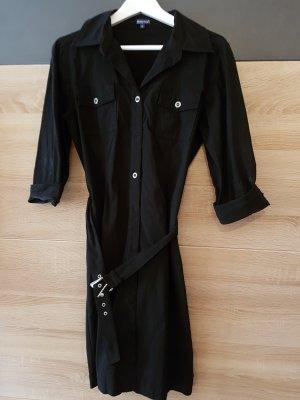Kleid Schwarz Gr. 38
