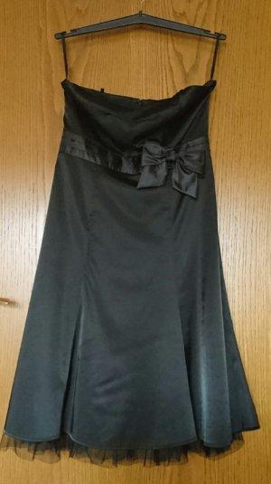 Kleid, schwarz, Gr. L
