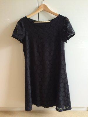 Kleid schwarz Größe 38 von H&M