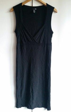 Kleid Schwarz H&M Gr. L