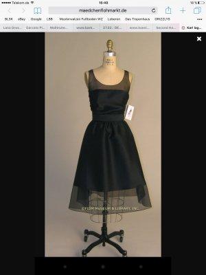 Kleid schwarz Karl Lagerfeld 36