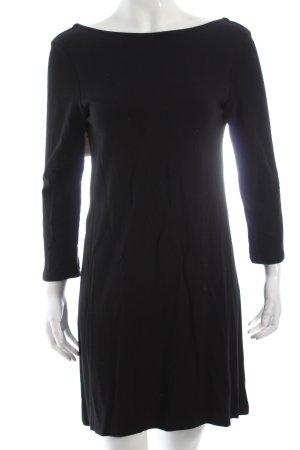 Abendkleid schwarz klassischer Stil