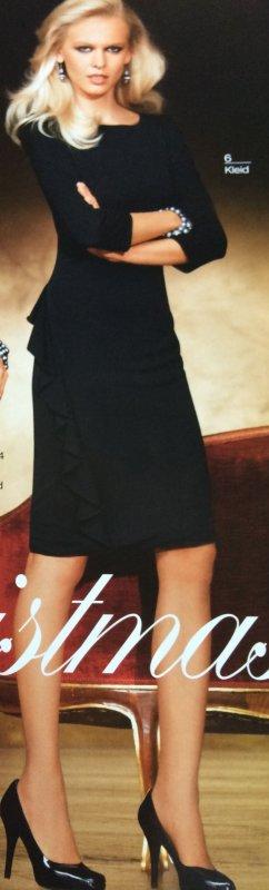 Kleid schwarz Marke Madeleine NEU
