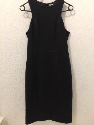 Kleid schwarz mit Reißverschluss