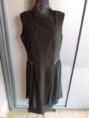 Kleid schwarz Neu Crisca Biba