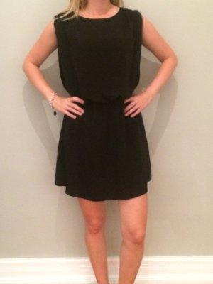 Kleid Schwarz Party Zara XS