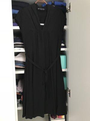 Kleid schwarz René Lezard 36