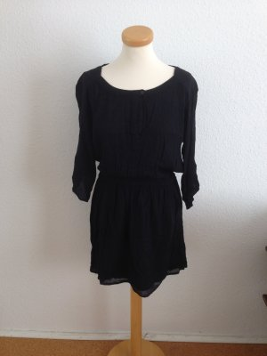 Mango Robe courte noir