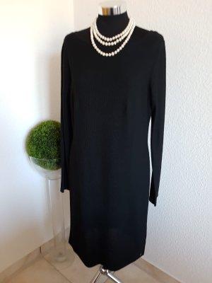 Kleid schwarz von Esprit Größe L neu ohne Etikett