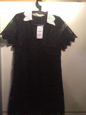 Kleid schwarz Zara neu