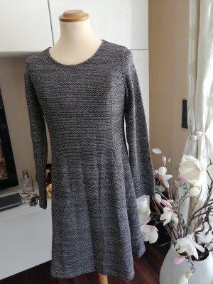 Kleid Schwarzweiß, Street One, Größe 42