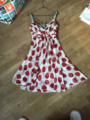 Kleid Seide dolce & Gabbana Ital 42
