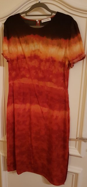 Altuzarra Shortsleeve Dress orange