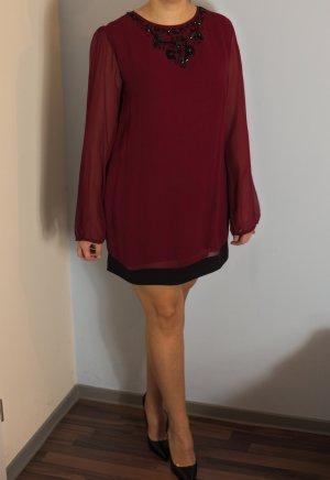 Kleid Seide Größe L / 40