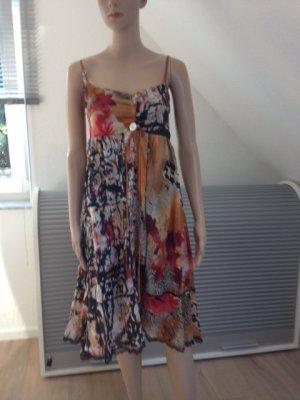 Kleid, Seide Unikat Designer