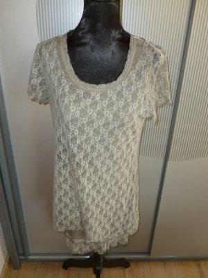 Kleid Shirt beige Cosima