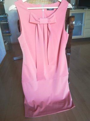 Kleid Sommer Midi Schleife