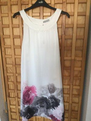 Kleid Sommer mit Bordüre