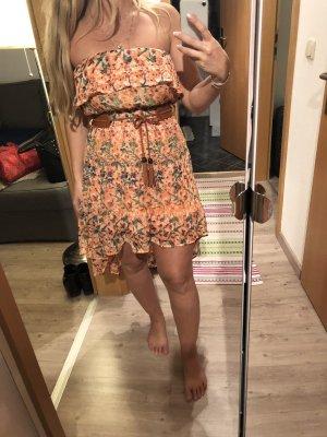 Zara Hippie Dress multicolored