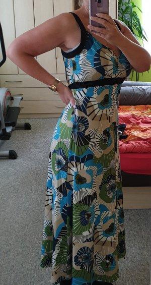 Laura Scott Abito senza spalle multicolore