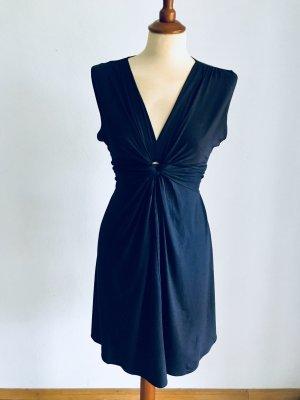 Kleid Sommerkleid Northland Dunkelblau Blau Cut Out Gr. S / 36