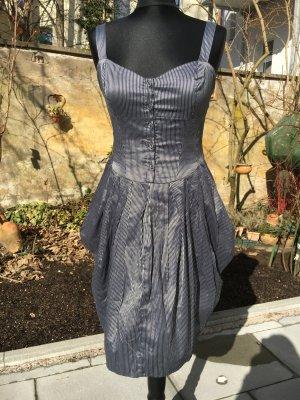 Oasis Petticoat Dress blue