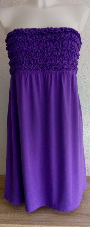 Kleid Sommerkleid ohne Träger Gr. L Hunkemöller