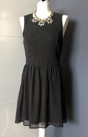 Kleid Sommerkleid Pünktchen