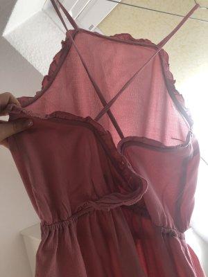Kleid Sommerkleid Rosa