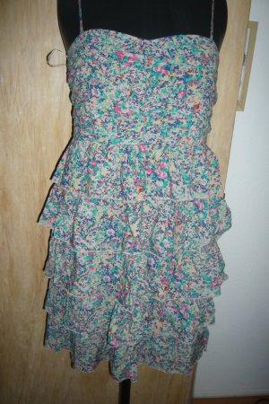 Kleid, Sommerkleid von Vila, Trägerkleid Gr.40