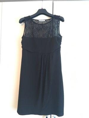 Kleid#Spitze#schwarz#kleines Schwarzes#Blogger