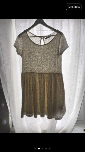 Kleid (Spitze) von Pull and Bear
