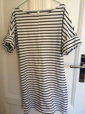 Kleid Streifen Ringelkleid COS 36