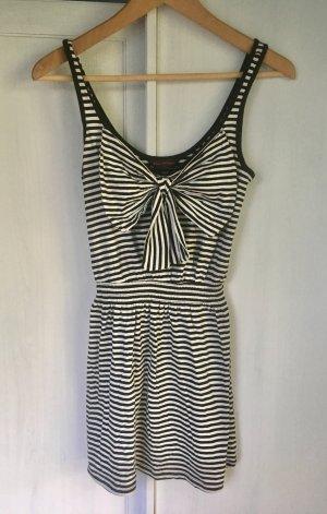 Kleid Streifen Schleife Miss Selfridge Gr. S