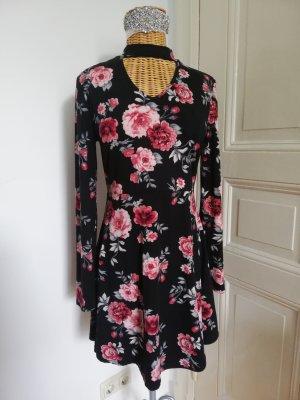 Colloseum Stretch Dress multicolored polyester