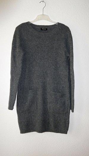 Kleid Strickkleid / Gina / 40 42 / Wollanteil NEU vintage