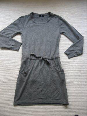 kleid strickkleid grau benotti 36 s neuwertig tunika